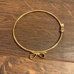 Kate Spade New York Gold Bow Bangle